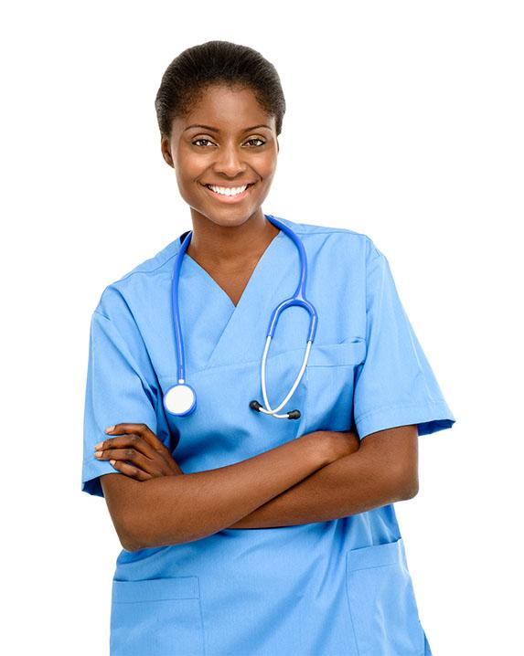 Female Nurse Applying for Job in Salem Ohio